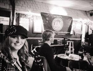 Had a great time at the Bluebird Café in Nashville, TN in Decemeber!
