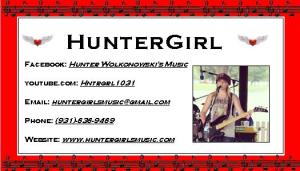 hunter card1
