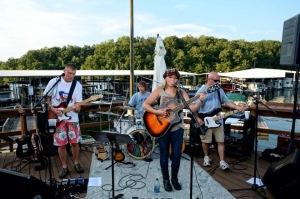 Performing at the Marina this Summer.