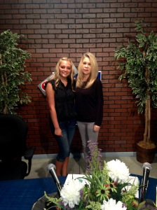 It was so cool getting to be on GCTV! Definitely something I will remember forever!